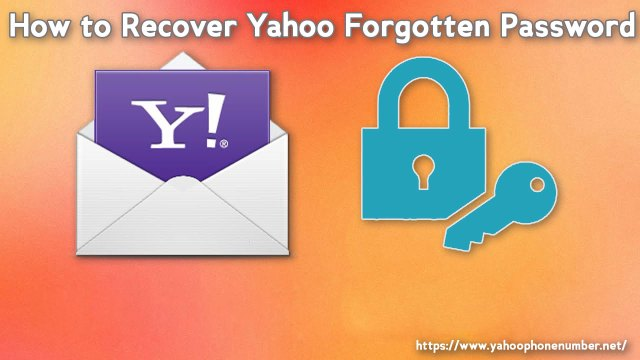 How to Recover Yahoo Forgotten Password