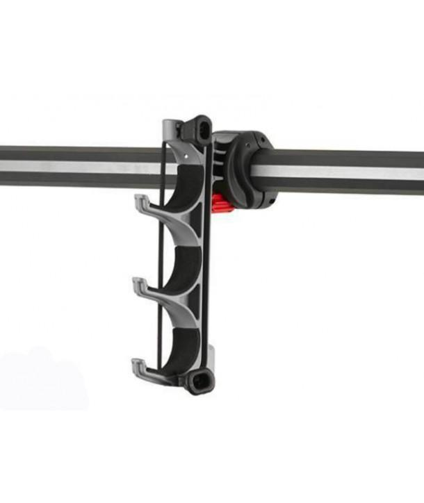 hobie h rail horizontal rod rack rutenhalter