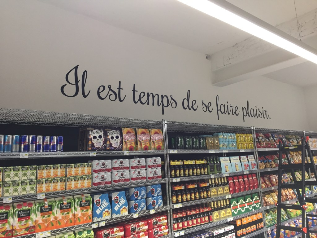 impression et placement FOODIES