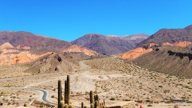Argentine Quebrada de Humahuaca Tilcara
