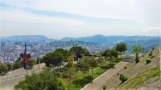 Equateur Quito Panecillo