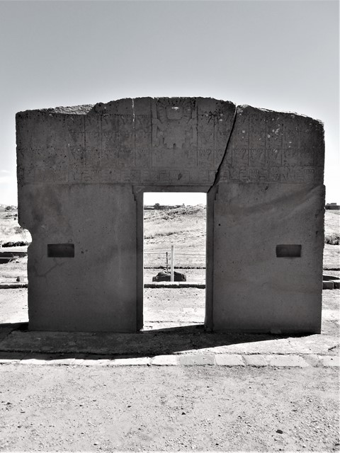 Bolivie La Paz Tiwanaku