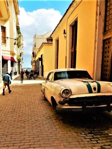 Cuba La Havane Voiture