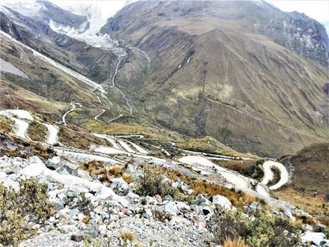 Pérou Cordillère blanche trek Santa Cruz route