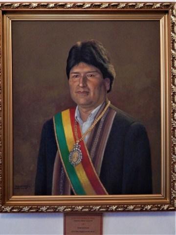 Bolivie Sucre Casa de la Libertad