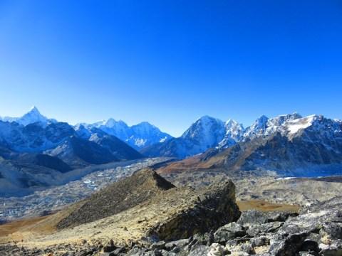 Népal Trek de l'Everest Kala Patthar