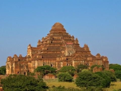 Myanmar Bagan temple Dhammayangyi
