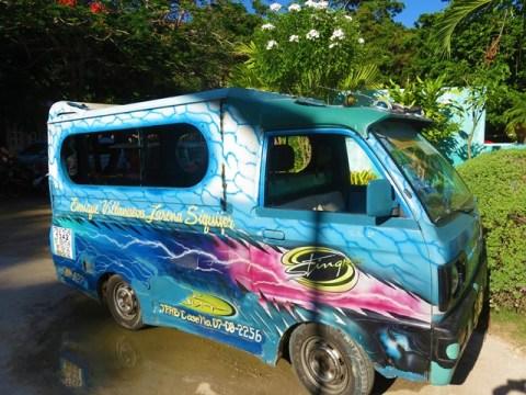 Philippines Siquijor transport