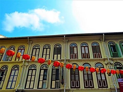 Singapour Chinatown