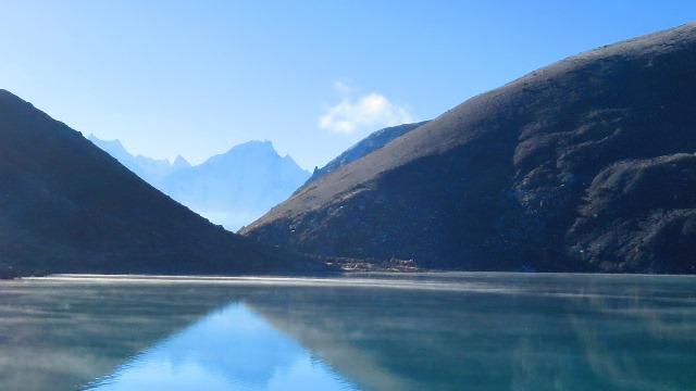 Népal Trek de l'Everest lac de Gokyo