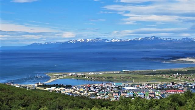 Argentine Ushuaïa glacier Martial