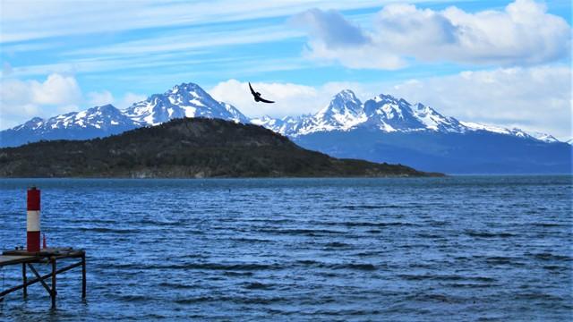 Argentine Ushuaïa Parc National de la Terre de Feu canal de Beagle