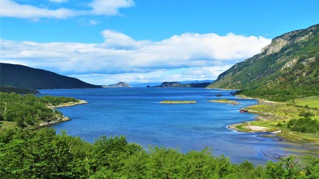 Argentine Ushuaïa Parc National de la Terre de Feu Lapataia