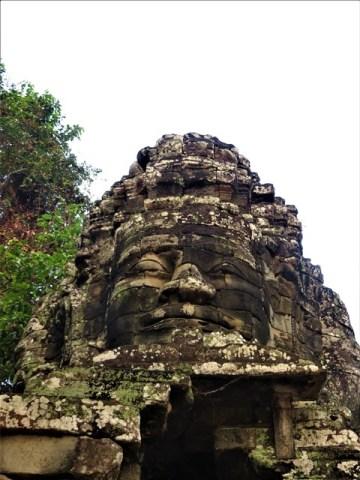 Cambodge Angkor temple Banteay Kdei