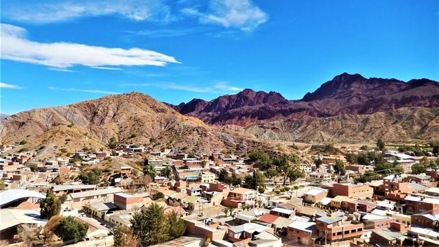Bolivie Tupiza