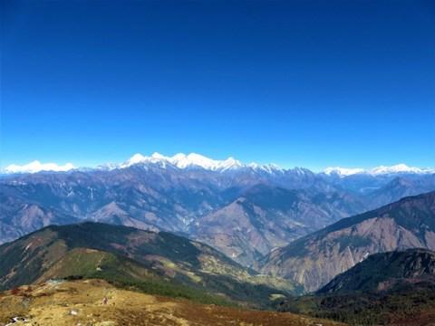 Népal Trek de Gosainkunda Laurebina