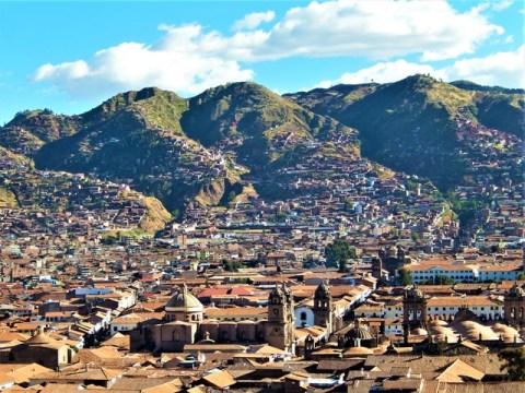 Pérou Cuzco barrio San Blas