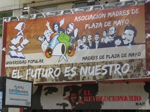 Argentine Buenos Aires Madres de Plaza de Mayo