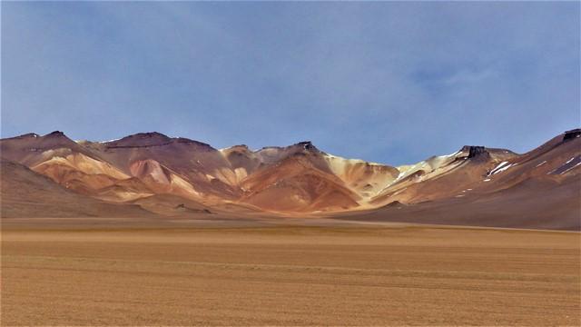 Bolivie Sud Lipez désert de dali