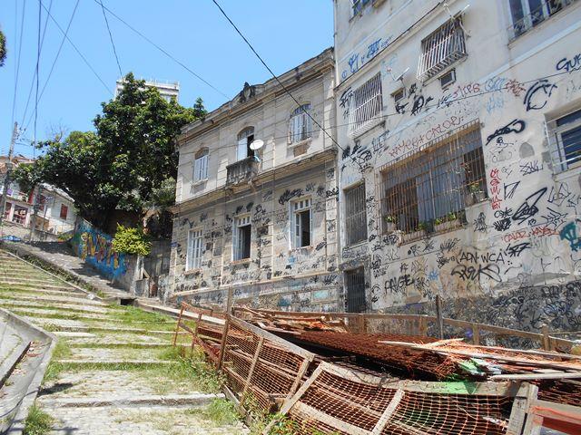 Brésil Rio de Janeiro Santa Teresa