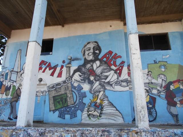 Argentine Buenos Aires Boca FMI