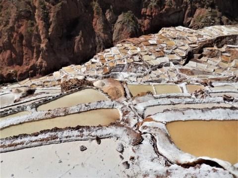 Pérou Vallée Sacrée des Incas Salines de Maras