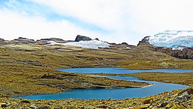 Colombie Sierra Nevada del Cocuy Hacienda Laguna Grande de la Sierra