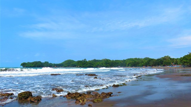 Java Batu Karas plage