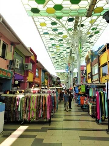 Bornéo Kuching India Street