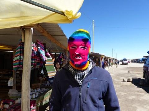 Bolivie Salar de Uyuni