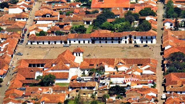 Colombie Villa de Leyva