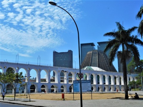 Brésil Rio de Janeiro Lapa