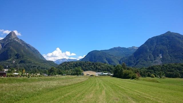 voyage slovénie bovec
