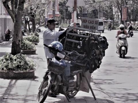 Vietnam Dalat vendeur