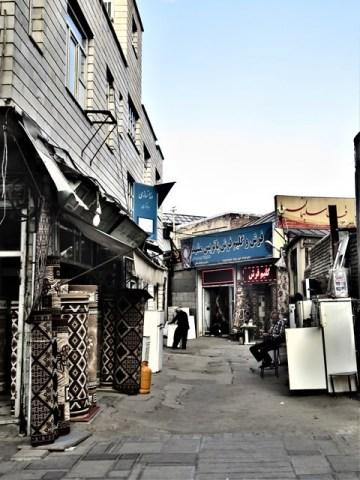 Iran Hamedan commerces