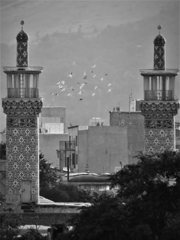 Iran Hamedan Mosquée