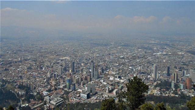 Colombie Bogota Monserrate