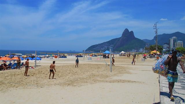 Brésil Rio de Janeiro Ipanema
