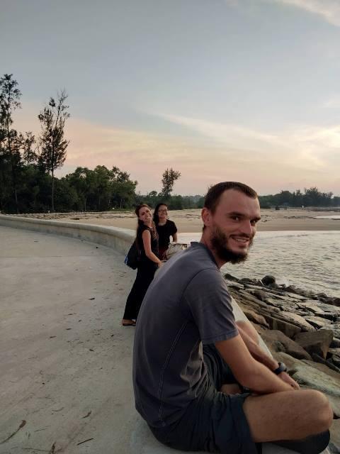 Brunei mer plage