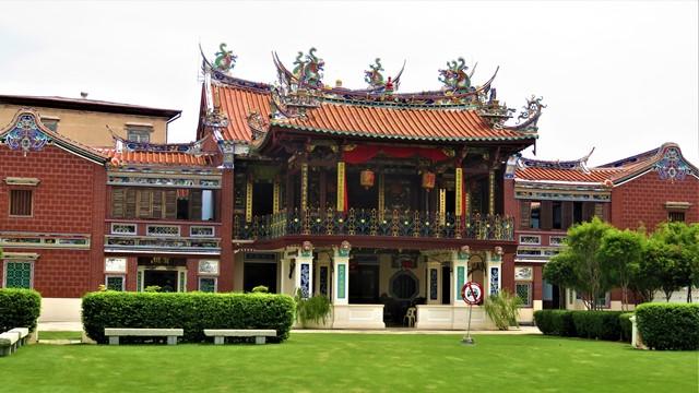 Malaisie George Town maison chinoise