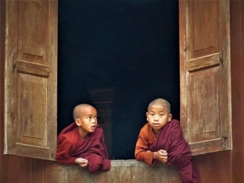 Myanmar Trek Kalaw - Lac Inle monastère