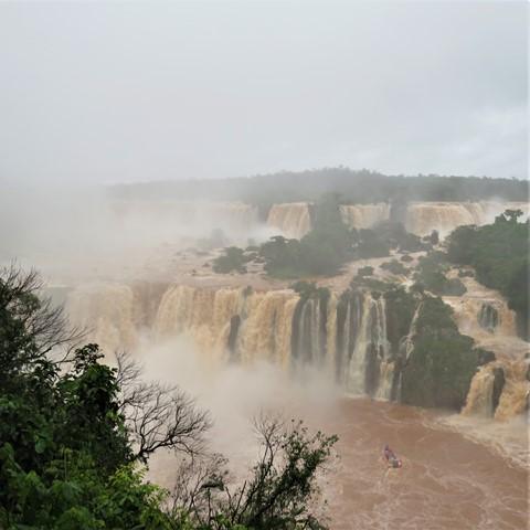 Brésil Chutes d'Iguazu