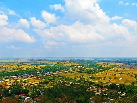 Cambodge Battambang Phnom Sampeau