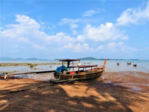 Thaïlande Koh Lanta Lanta Town
