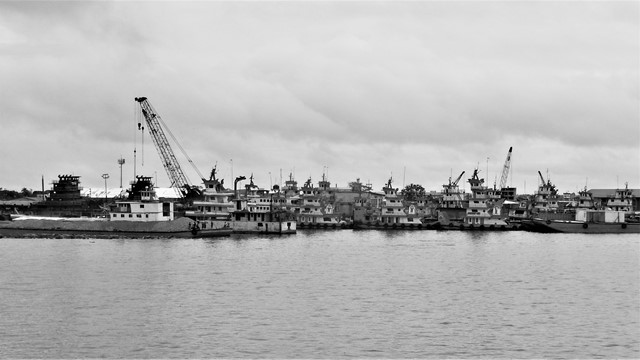 Pérou bateau trajet Iquitos