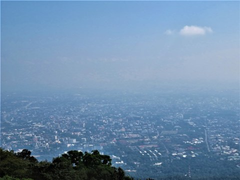 Thaïlande Chiang Mai Doi Suthep