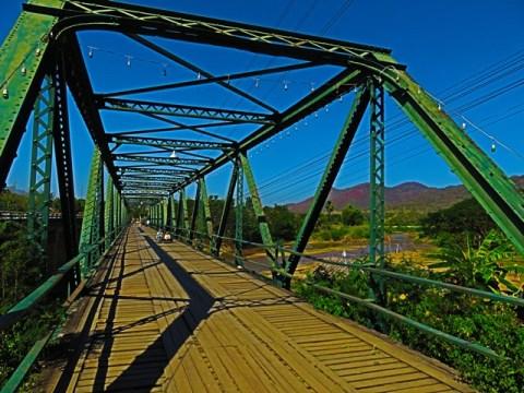 Thaïlande Pai Memorial Bridge