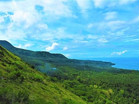 Philippines Camiguin Old Volcano