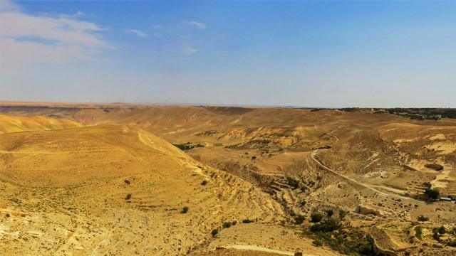 Jordanie château de Shobak