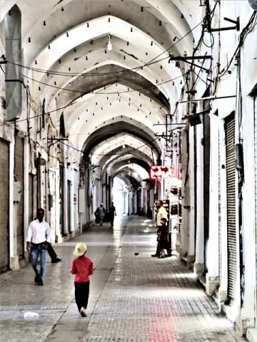 Iran Kashan Bazar